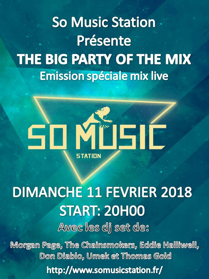 The Big Party Of The Mix