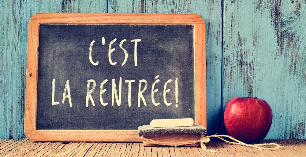 Permalink to: C'est la rentrée !!!