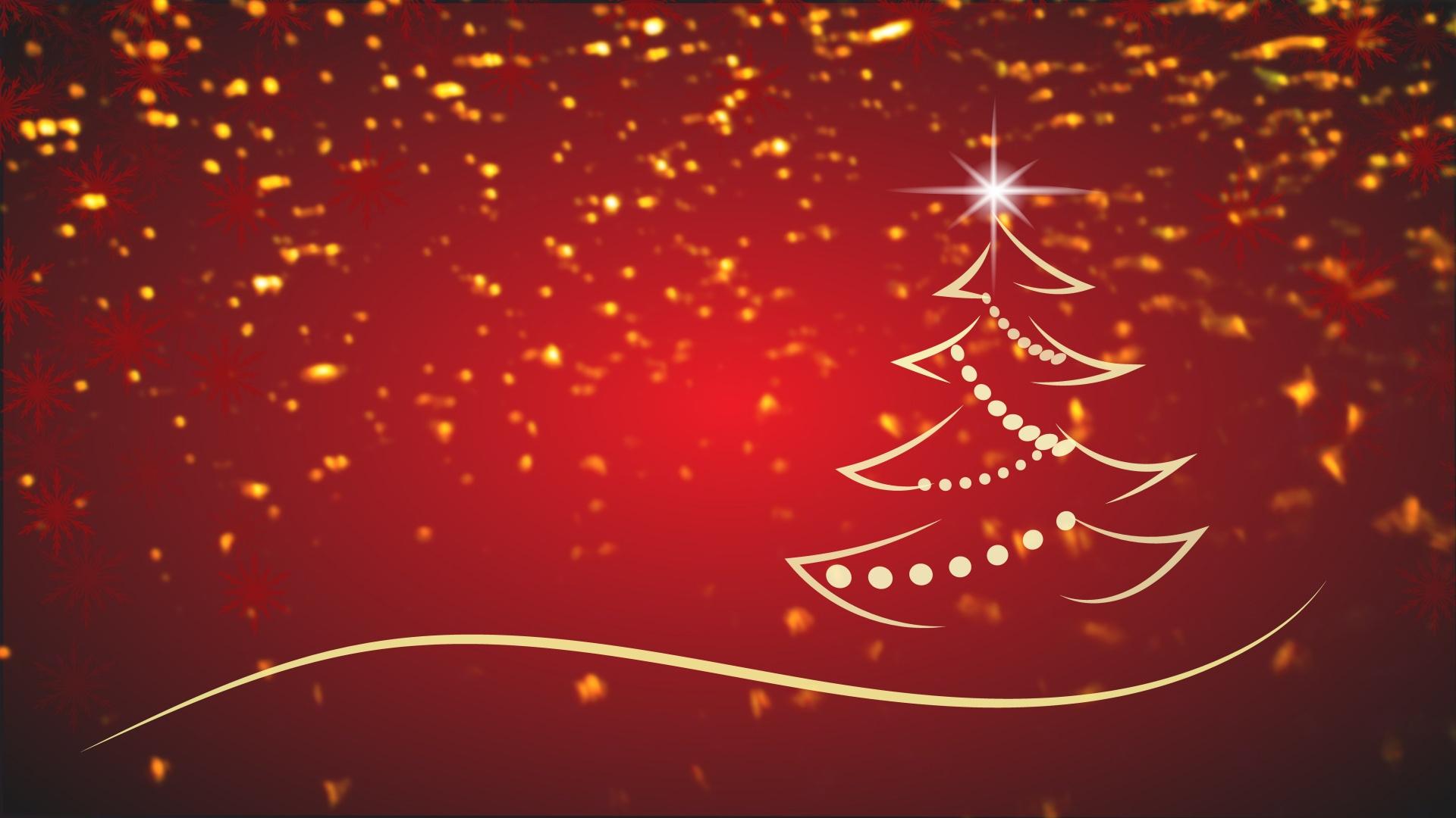 background-christmas-tree
